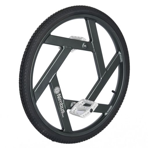 "24"" Nimbus Ultimate Wheel - Grey"