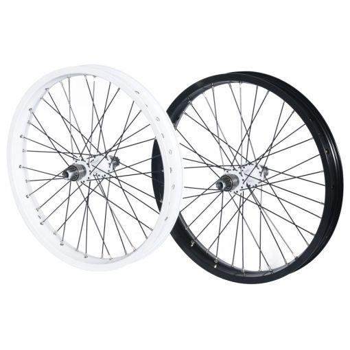 19' Impact Unicycle Wheel - Black or White
