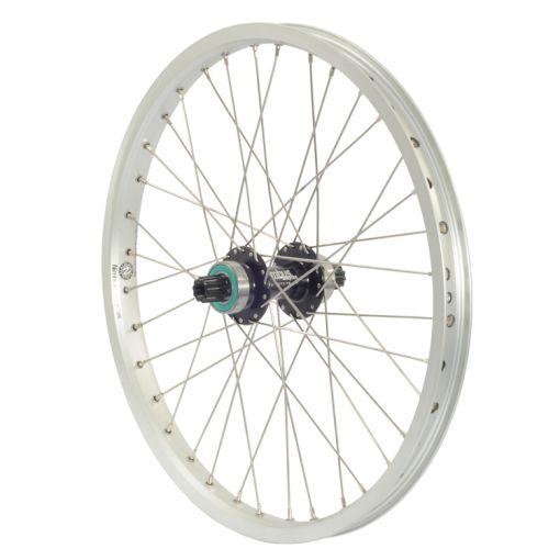 """20"""" Nimbus Eclipse Wheel - Silver"""