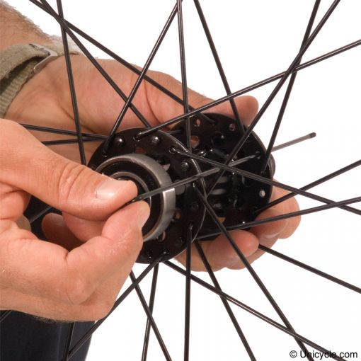 Wheel Building - Unicycle
