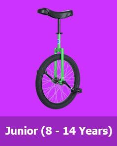Junior 8 -14 years