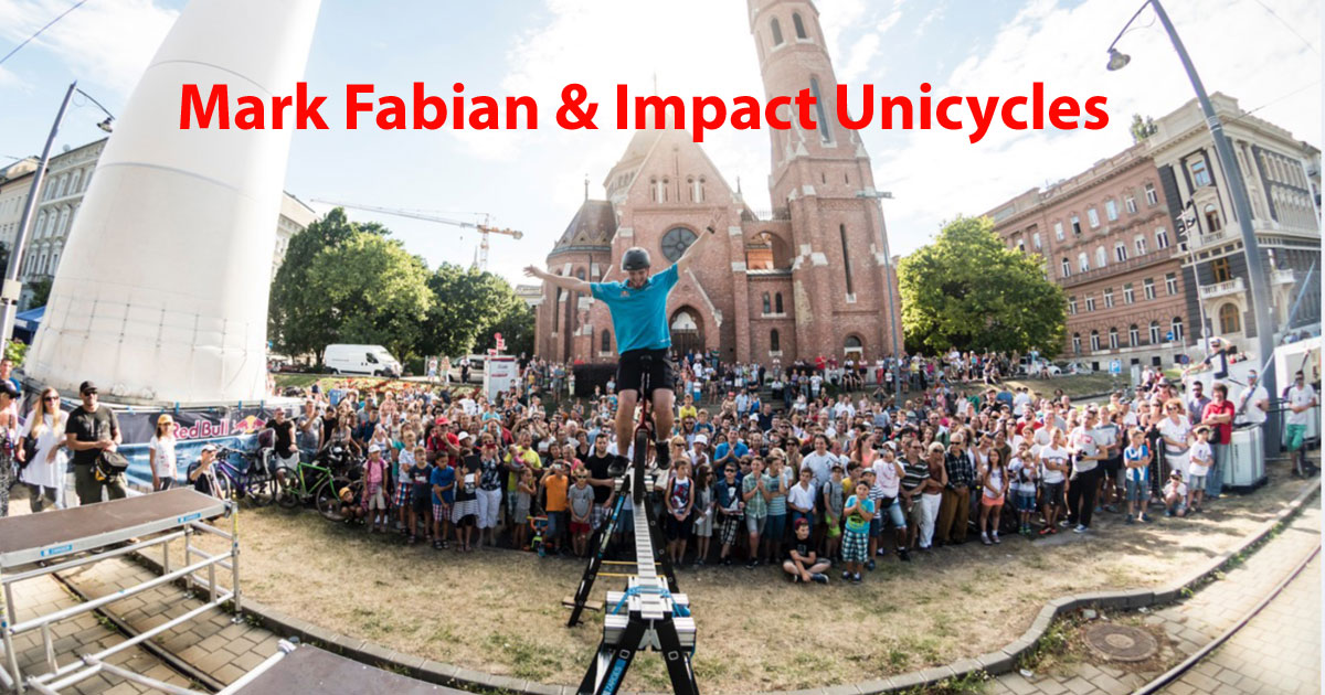 Mark Fabian and Impact Unicycles