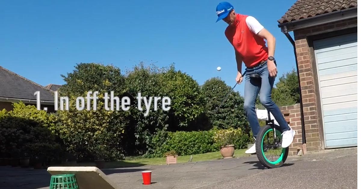 In off the tyre