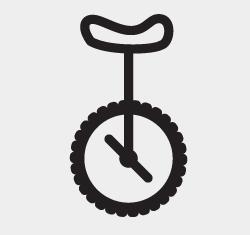 European Unicycle Calendar