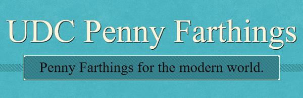 UDC Penny Farthings